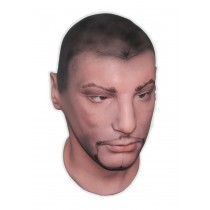 Realistic Mask Foam Latex Male Face 'Nicholas'