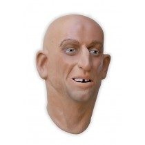 Realistic Mask Prank Crook Face 'Harold'