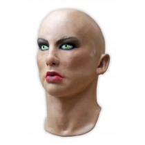 Realistic Woman Face Mask 'Helen'