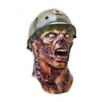 Halloween Mask 'Zombie Soldier'