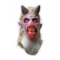 Halloween Mask 'White Beast'