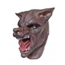 Wolf Mask Soft Latex