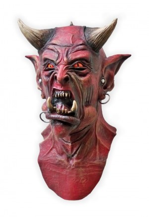 Halloween Mask 'Hell Demon'