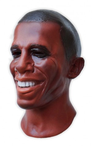 Barack Obama Deluxe Latex Mask
