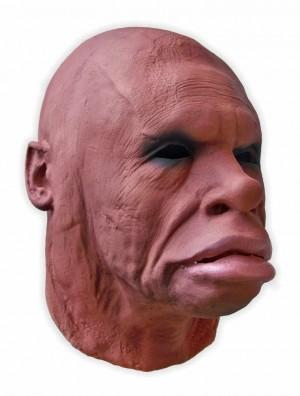 Caveman Neanderthal Latex Face Mask