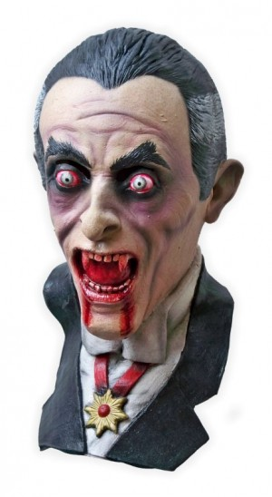 Halloween Mask 'The Count'