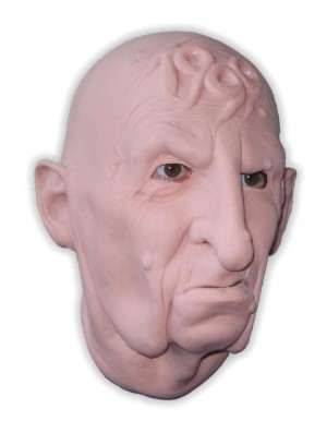 Demon Foam Latex Mask