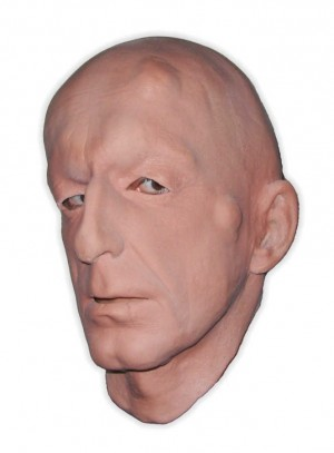 Foam Latex Mask 'Logan'
