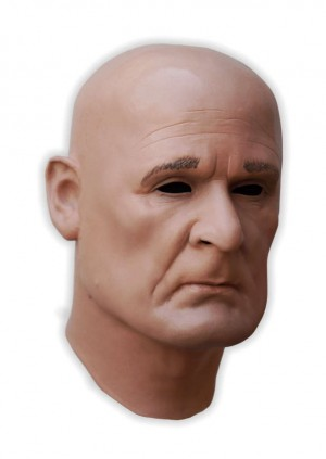 Full Face Realistic Masks Latex 'Finley'
