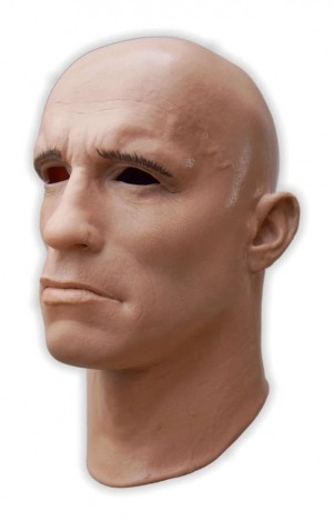 Full over the Head Mask Latex Realistic 'Anton'