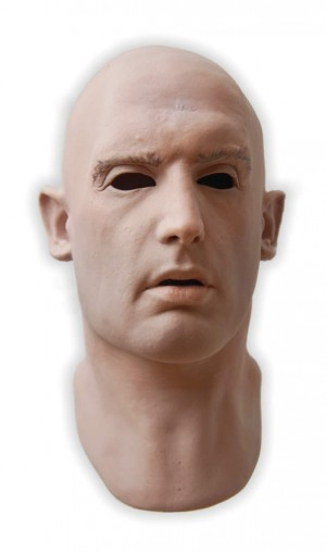 Full over the Head Mask Realistic Latex 'Jared'