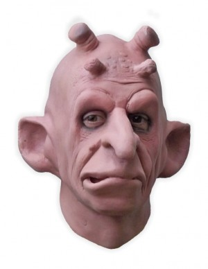 Funny Alien Latex Mask