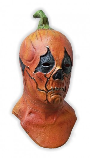 Halloween Mask 'Pumpkin Face'