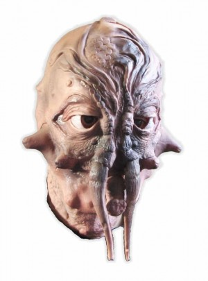 Insectoid Alien Latex Mask