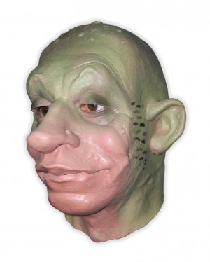 Merman Foam Latex Mask
