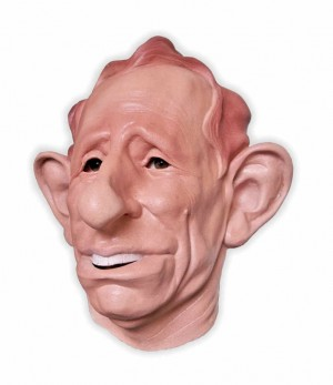 Prince Charles Mask Foam Latex