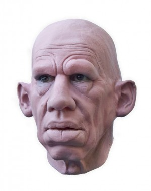Realistic Latex Mask 'Liam'