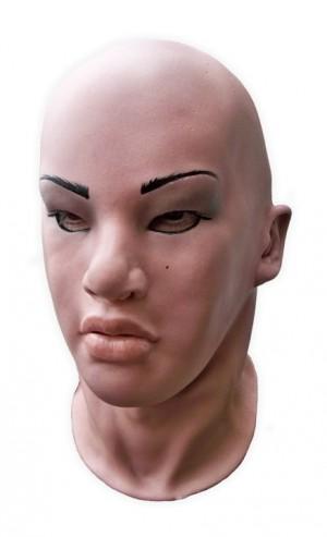 Realistic Female Mask 'Sylvie'