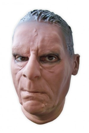 Realistic Latex Mask 'The Goodfella'