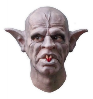Count Dracula Latex Mask