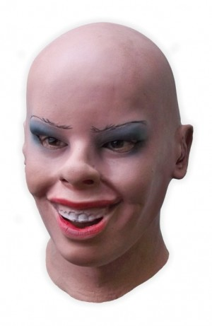 Female Latex Mask 'Bella'