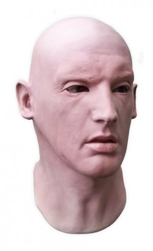 Realistic Mask Latex 'Dylan'